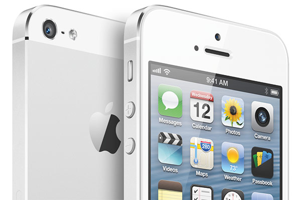 White iPhone5