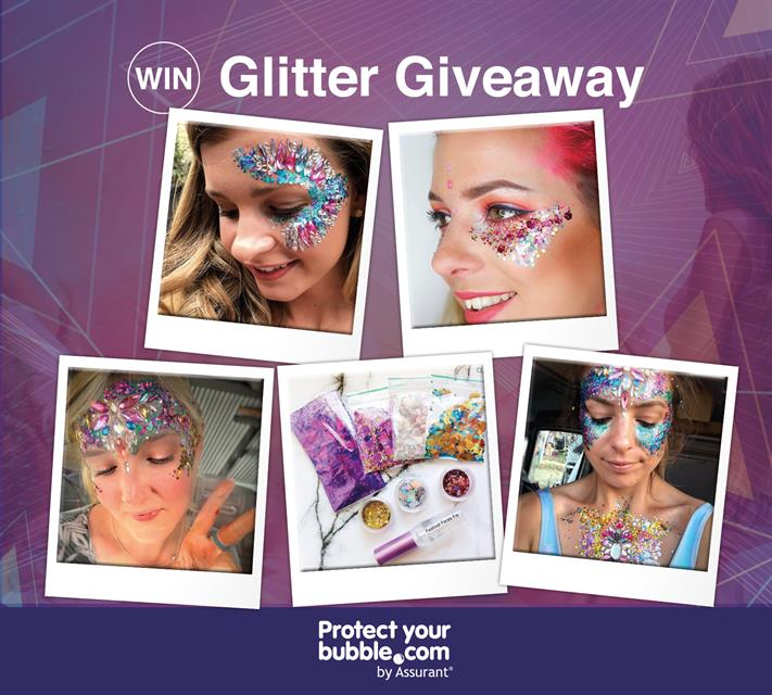 Glitter competition