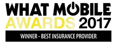2017 What Mobile Awards Winner Best Insurance provider