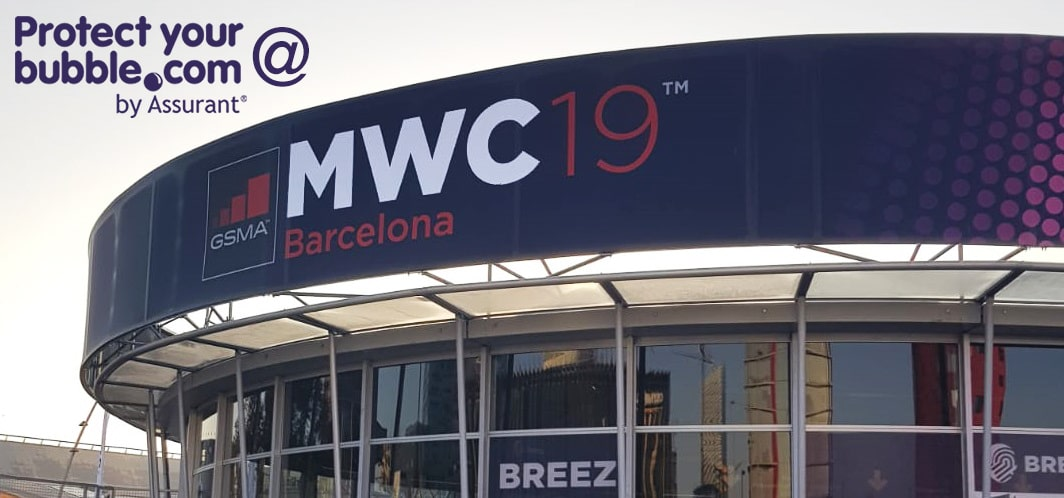 Mobile World Congress 2019: Protect Your Bubble blog banner